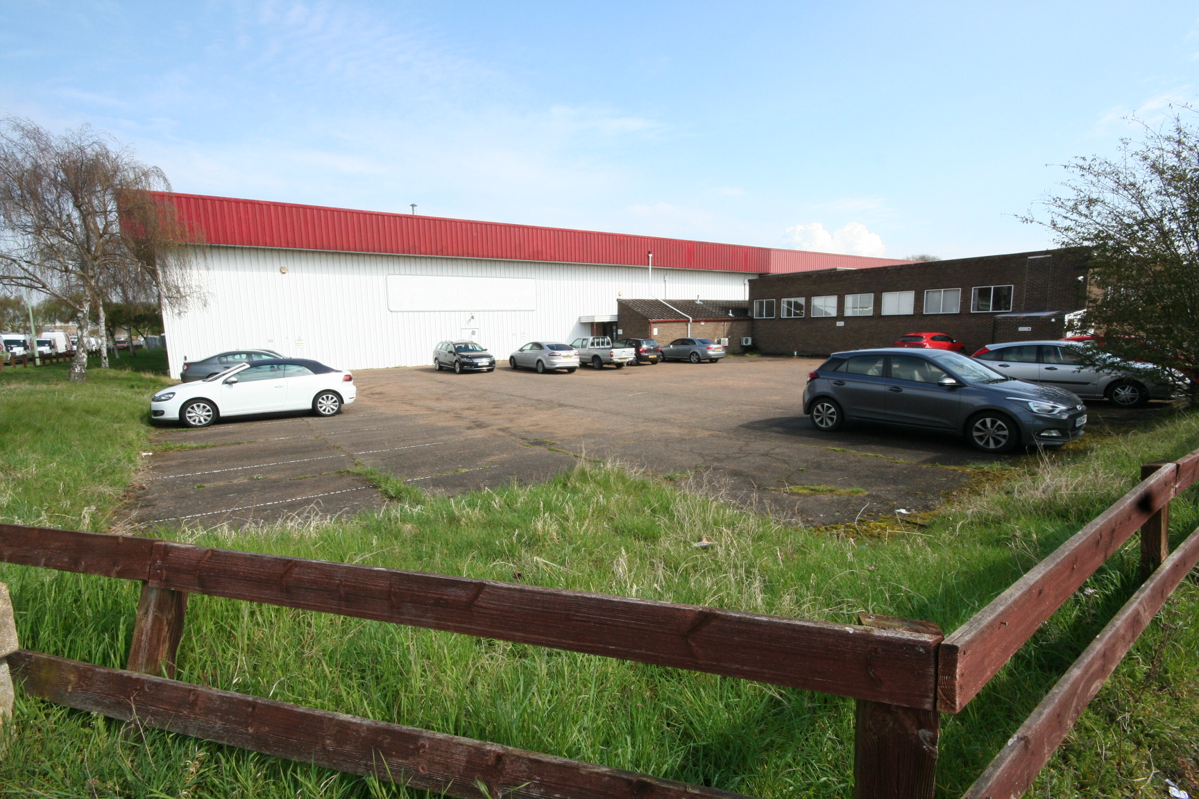Substantial Warehouse SOLD in Mildenhall