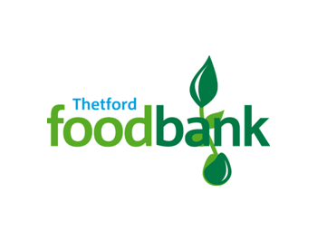 Thetford Food Bank Letting at 1 Napier Place Thetford